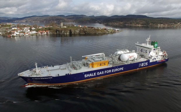 JS INEOS Inspiration was in Philadelphia in July to pick up ethane for export to Europe. The Mariner pipeline project, which transports natural gas liquids from western Pennsylvania to the coast has been met with legal challenges from landowners throughout the state.