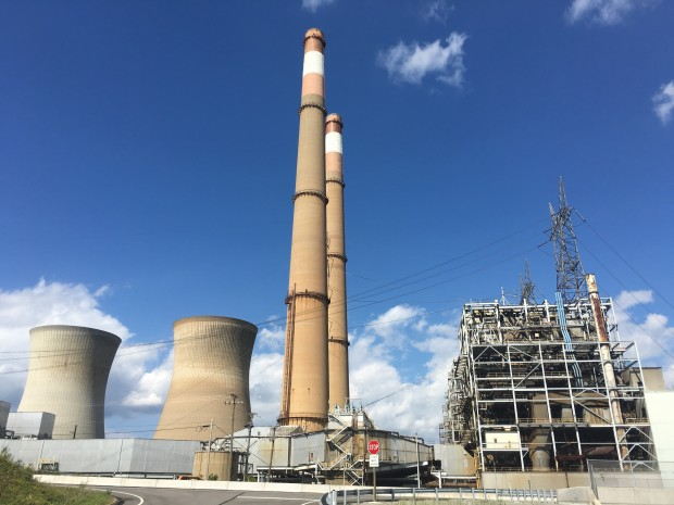 FirstEnergy's Hatfield Ferry coal plant in Greene County closed in 2013 amid poor market conditions, helping Pennsylvania to meet its emissions targets under the federal Clean Power Plan.