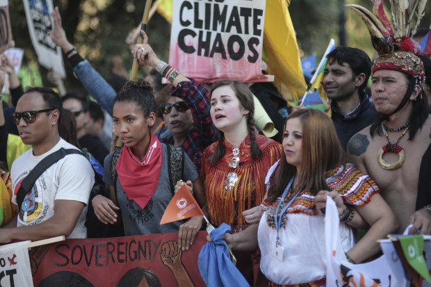 Climate protesters in Marrakech urged world leaders to take action last week. The World Meteorological Organization released a report today showing 2016 shaping up to be the hottest year on record so far.