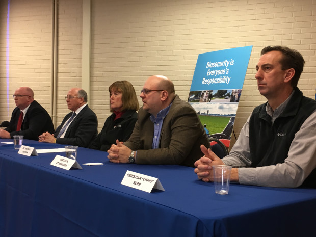 On Wednesday PennAg Industries and Sunoco Logistics unveiled a new online training tool designed to raise awareness about threats like the avian flu.
