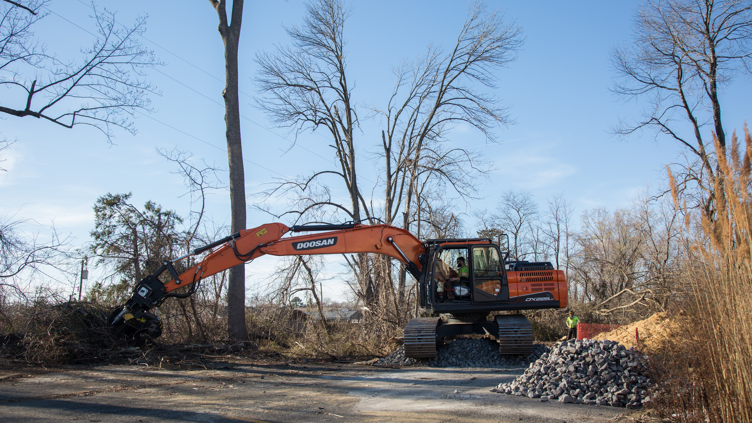 Judge partially lifts drilling ban on sunoco pipeline postpones tree clearing for construction of the mariner east 2 natural gas liquids pipeline at site in sciox Choice Image