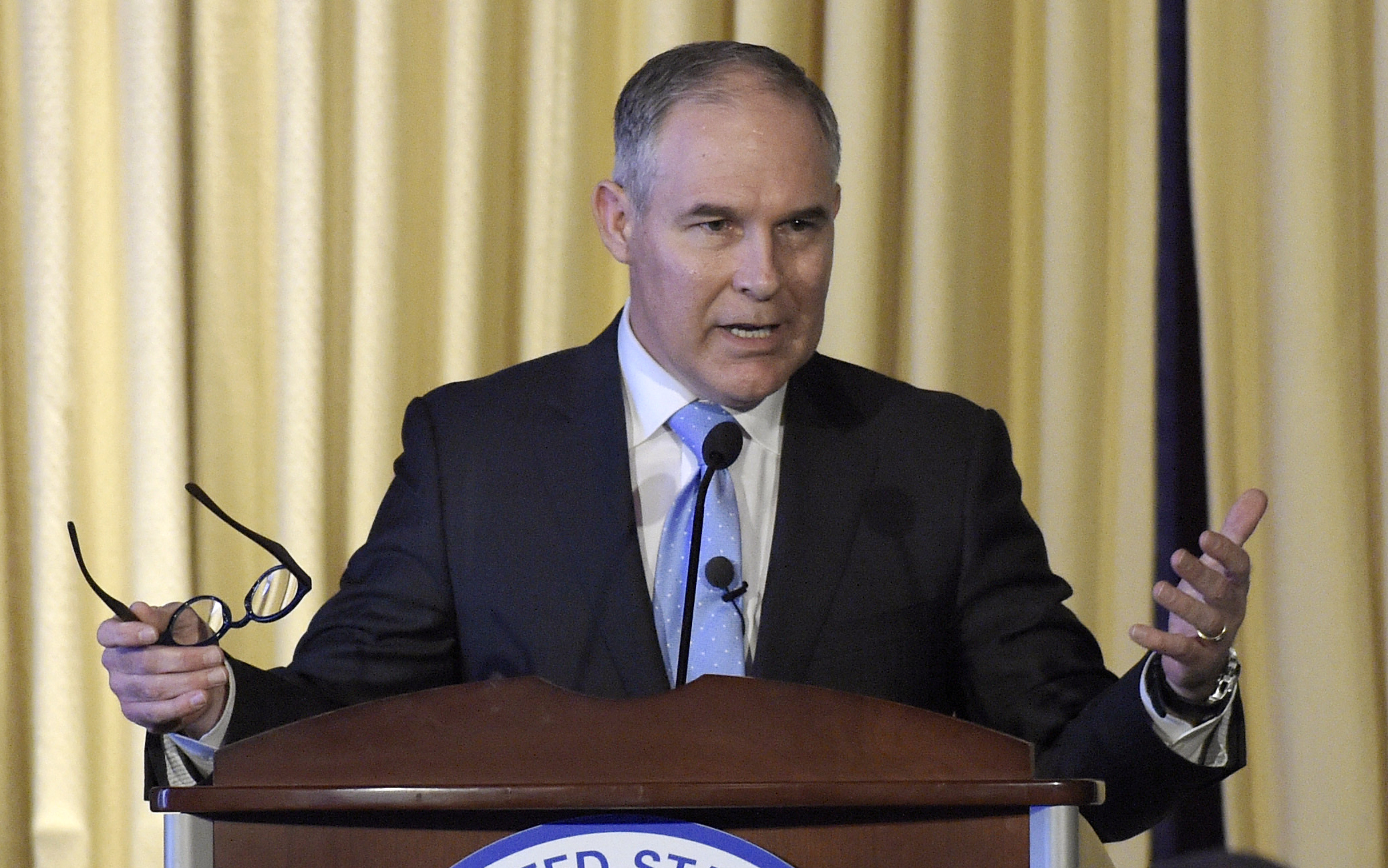 EPA Says It Will Allow Continued Sale Of Controversial Pesticide