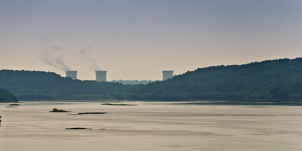 Exelon's Three Mile Island nuclear plant in Dauphin County.