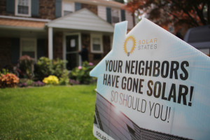 A home in Bryn Mawr goes solar.