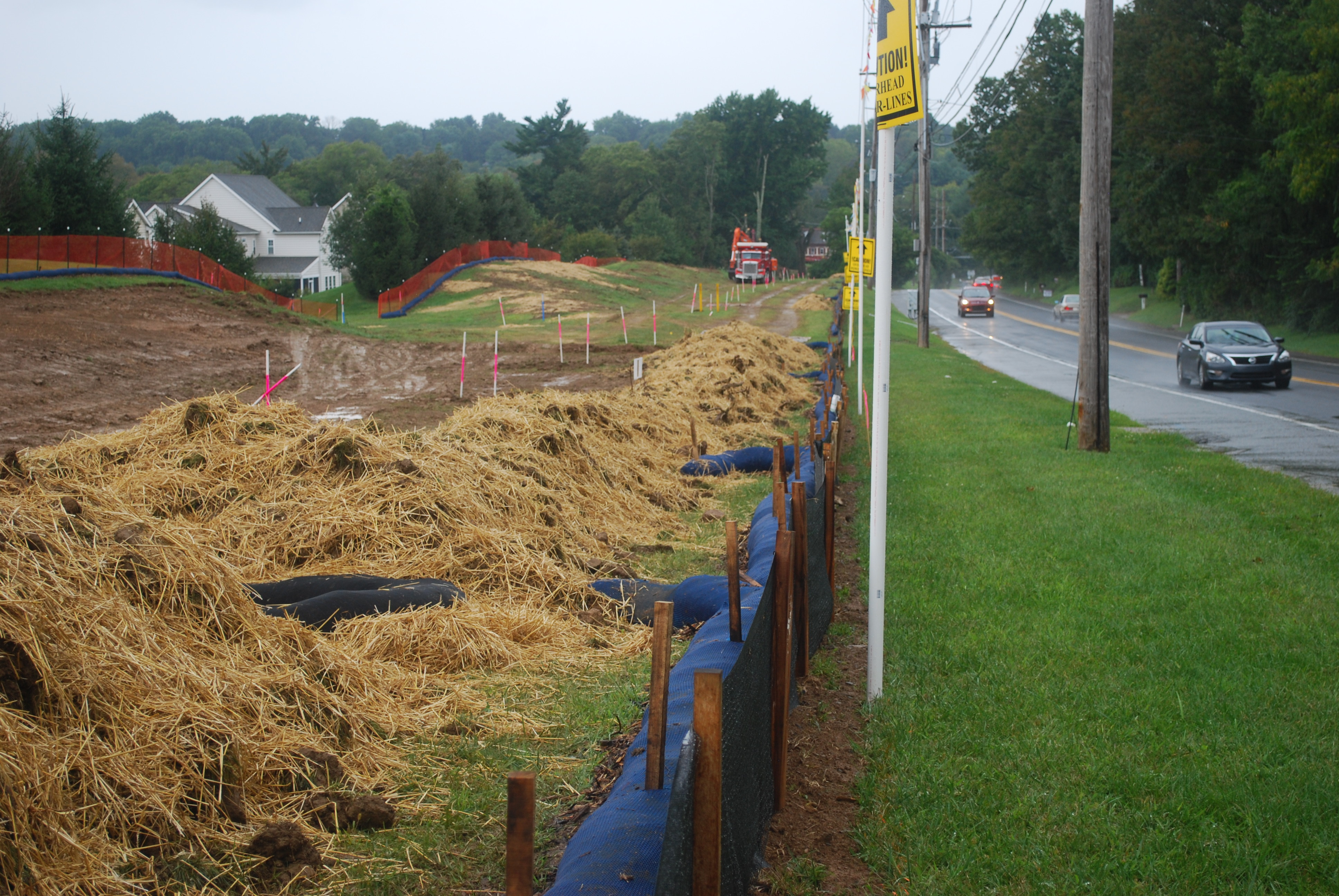 Homeowners say Sunoco breached protective order during pipeline