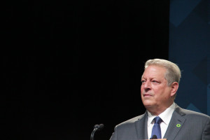 Al Gore at the Climate Reality Workshop in PIttsburgh, Pa. October 17, 2017 Photo: Reid R. Frazier