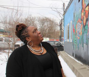 Erica Tunnell learned about potential soil and water contamination through one of EPA's environmental justice grants. Tunnell now works to educate others on the issues.