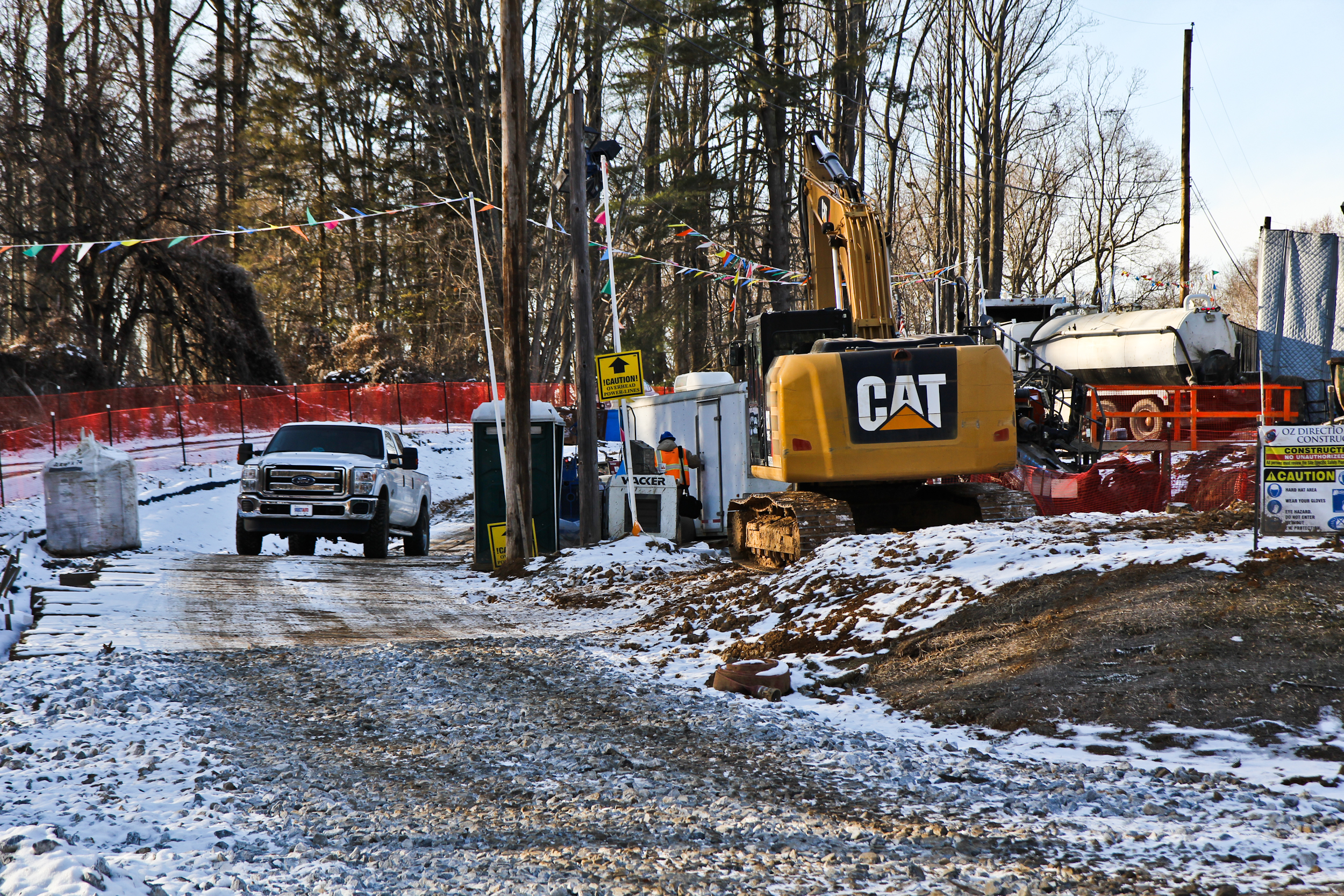 Feds cite Sunoco for Mariner East 2 violation during construction in