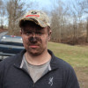 Austin Turner, 19, of Gladesville, W. Va. is one of 370 miners getting laid off at the 4 West Mine in Mt. Morris, Pa.