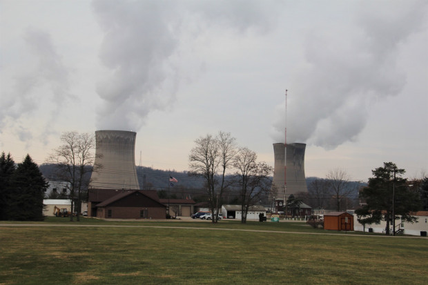 Beaver Valley Power Station in Shippingport, Pa. Photo: Reid R. Frazier