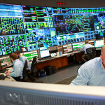 The control room at PJM Interconnection. The regional transmission organization, based outside Philadelphia, is the nation's largest grid operator.