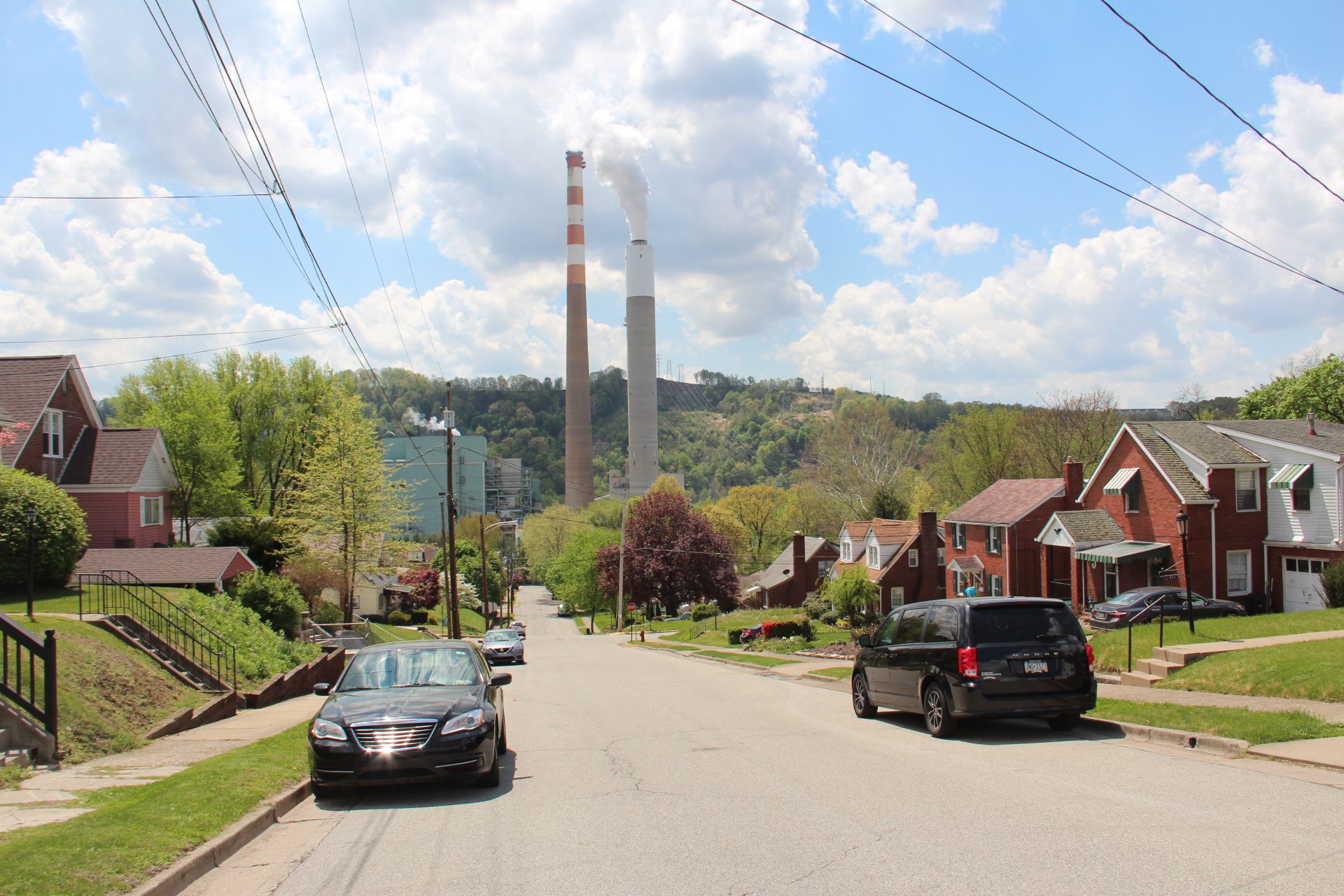 An environmental group says it will sue Cheswick Generating Station in  Springdale, Pa.,