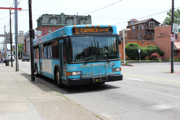 Environmental advocates are pushing for a faster transition from diesel to electric buses in Pennsylvania.