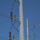 On one of the coldest days of 2011, statewide power outages in some areas lasted from 20 minutes up to eight hours. Photo by Raymond Thompson for KUT News.