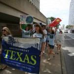Environment Texas works to protect clean air, water and open spaces in Texas. Photo by Nasha Lee for KUT News