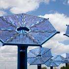 Solar Energy Panels in Austin, Texas.