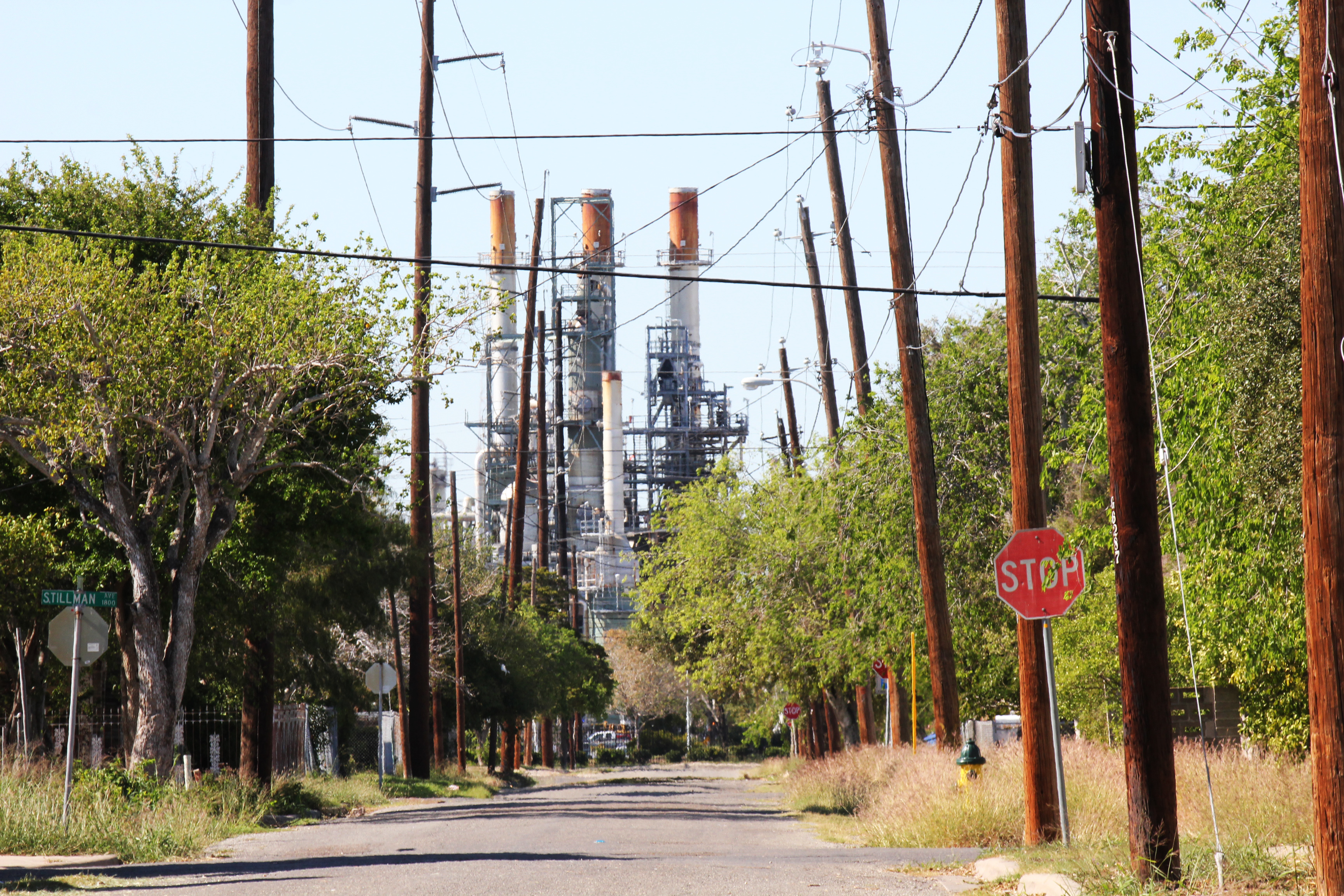 Refinery Row Residents Attend Environmental Summit