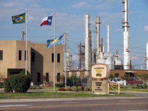 Fire and Explosions at Houston Refinery | StateImpact Texas