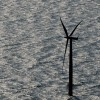 An offshore wind project in the Baltic Sea.