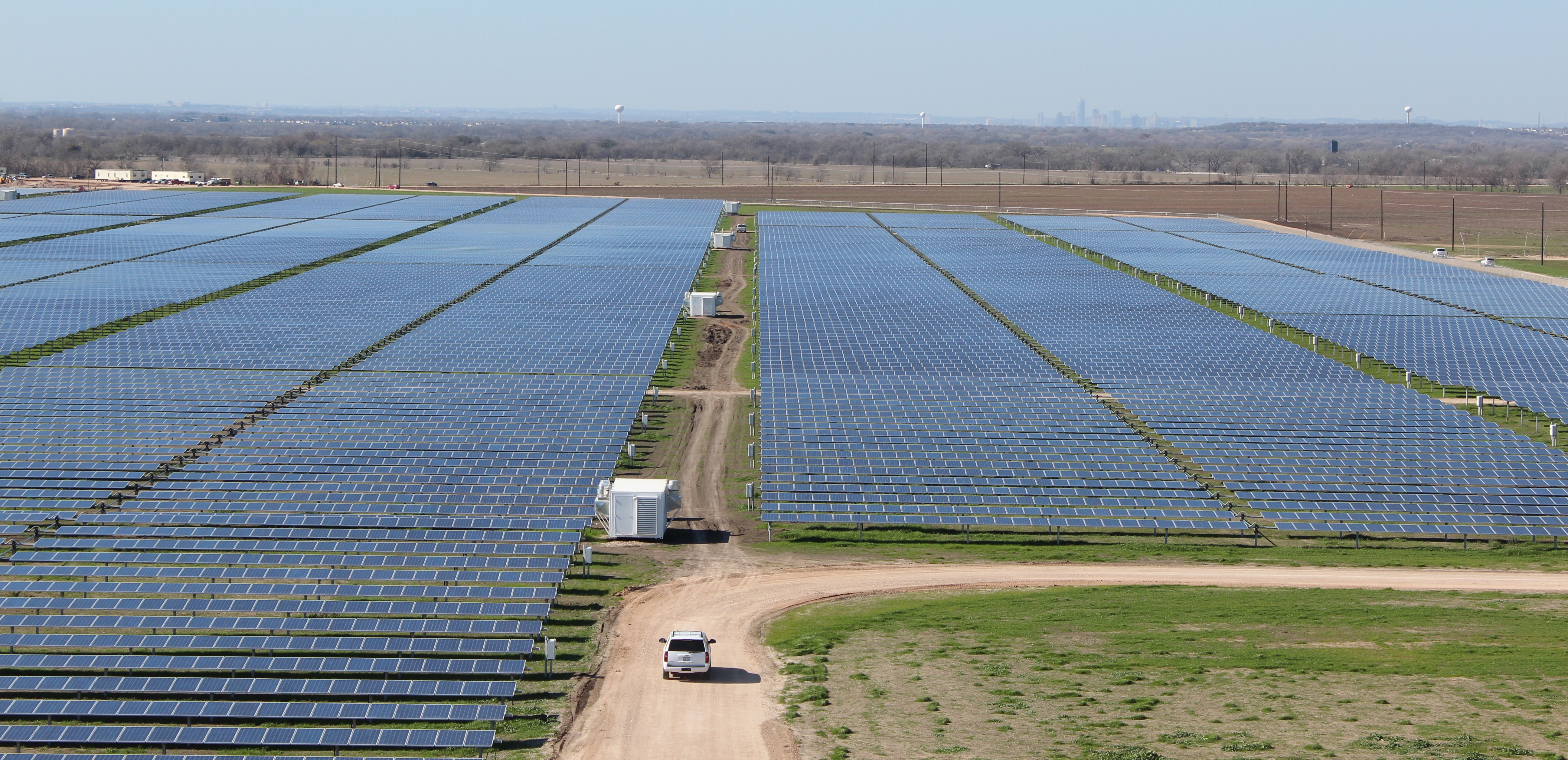 solar farm While massive solar farms are obviously the most efficient way of getting this  done, researchers are figuring out how to get solar power into all.