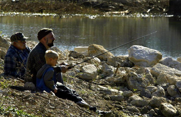 Why fewer fishing licenses could mean fewer fish for texas for Fishing license in texas