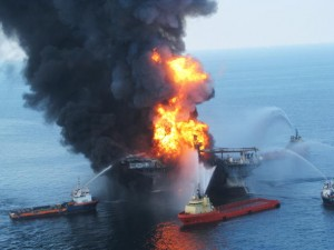 Eleven People Missing After Explosion At Offshore Drilling Rig