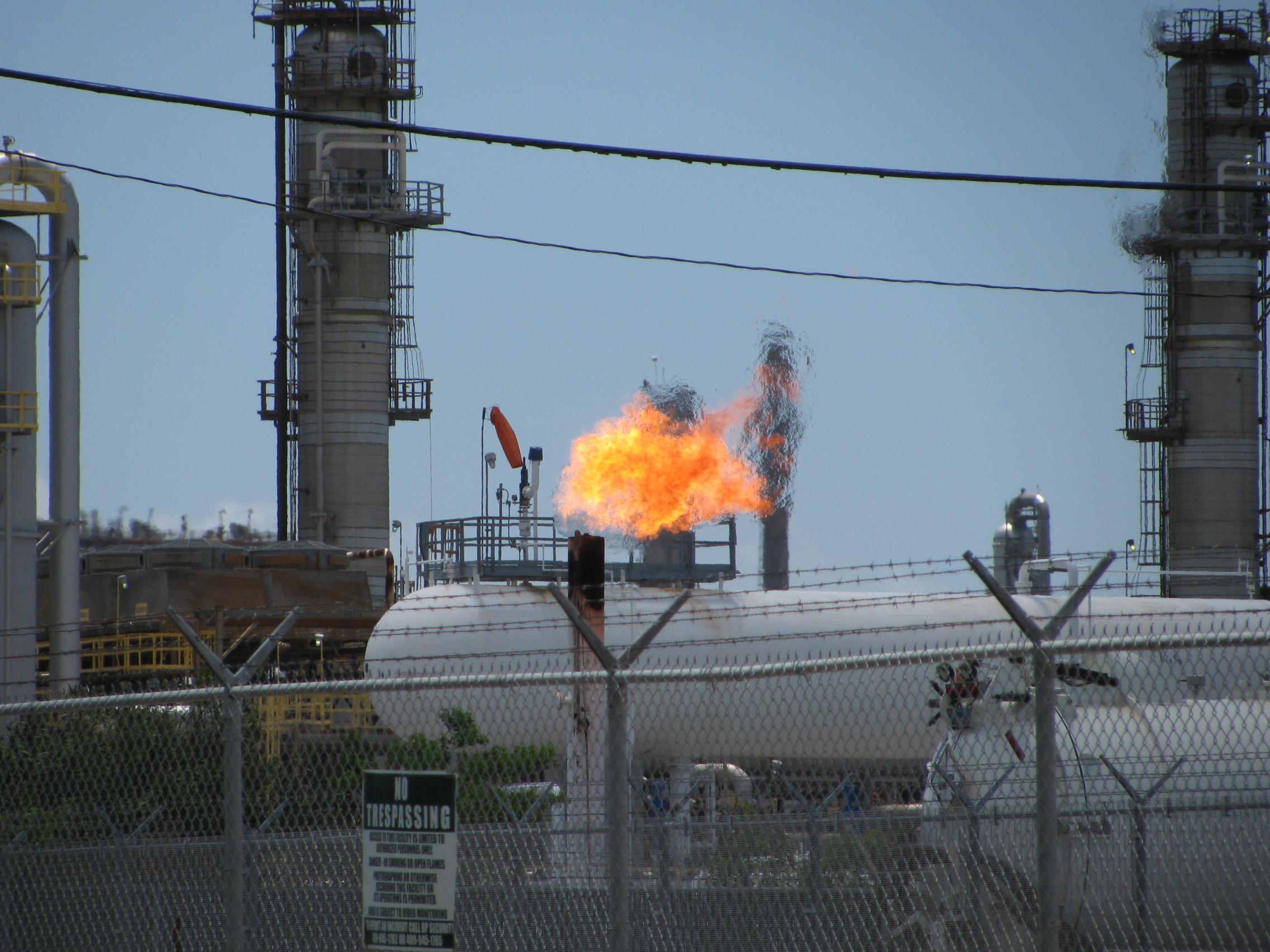 texas pipeline explosion