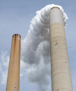 The court upheld an EPA regulation aimed at curbing emissions linked to global climate change.