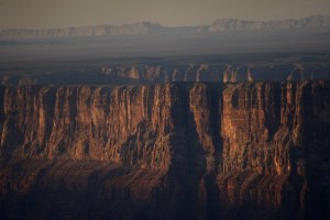 A Navajo tribe wants to build a new tourist attraction in the Grand Canyon, but environmental groups and others are skeptical of the plan.