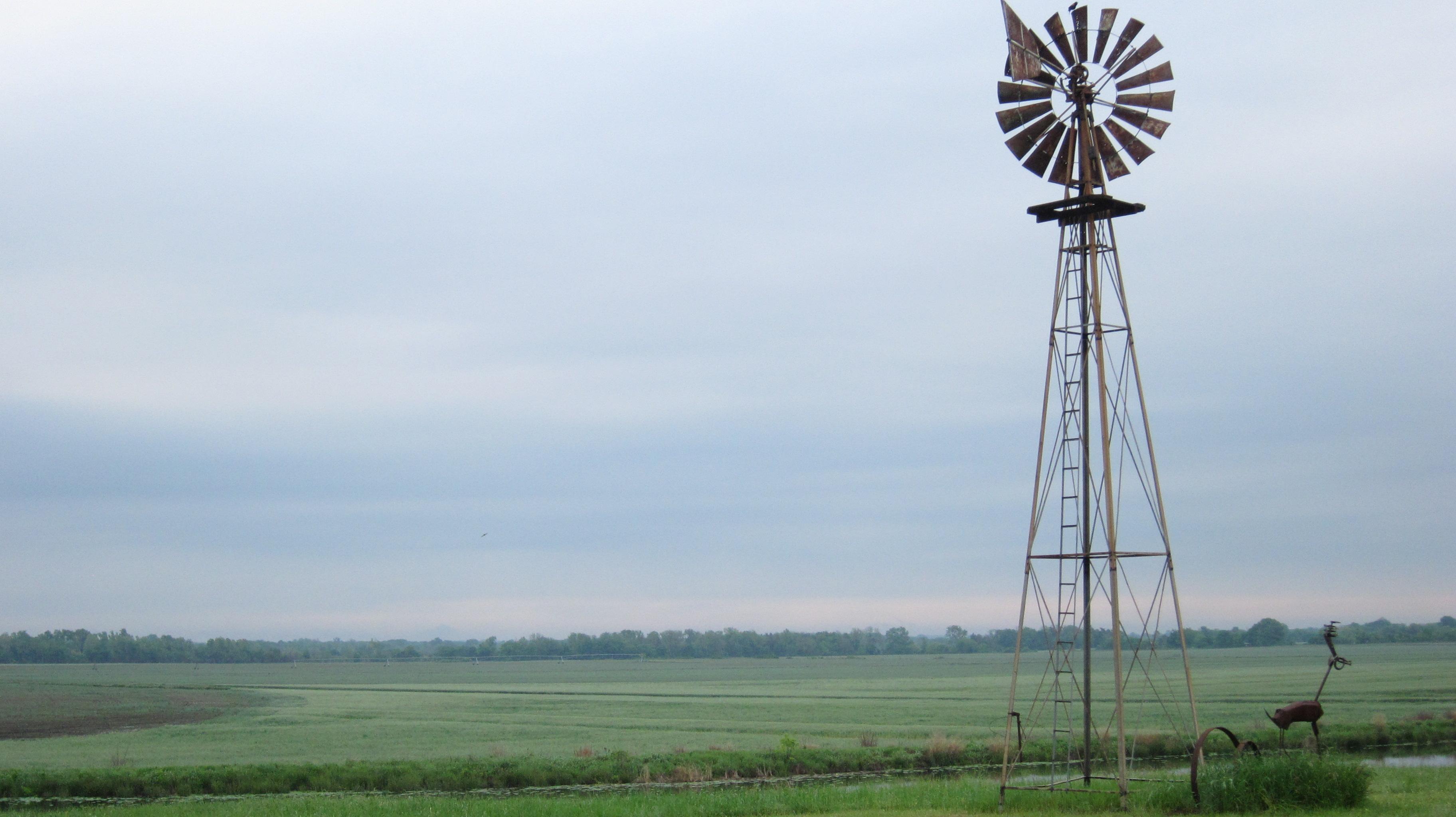 Crawford Farm Stateimpact Texas