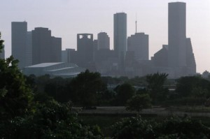 Houston's proposal to throw everything in one bin -- trash and recycling -- is meeting opposition from environmental groups.
