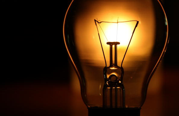 An Electric Light Bulb Shines 31 May 200 Stateimpact Texas