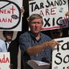 East Texas landowner Mike Bishop is suing a state agency for allowing the Keystone XL pipeline to cross his property.
