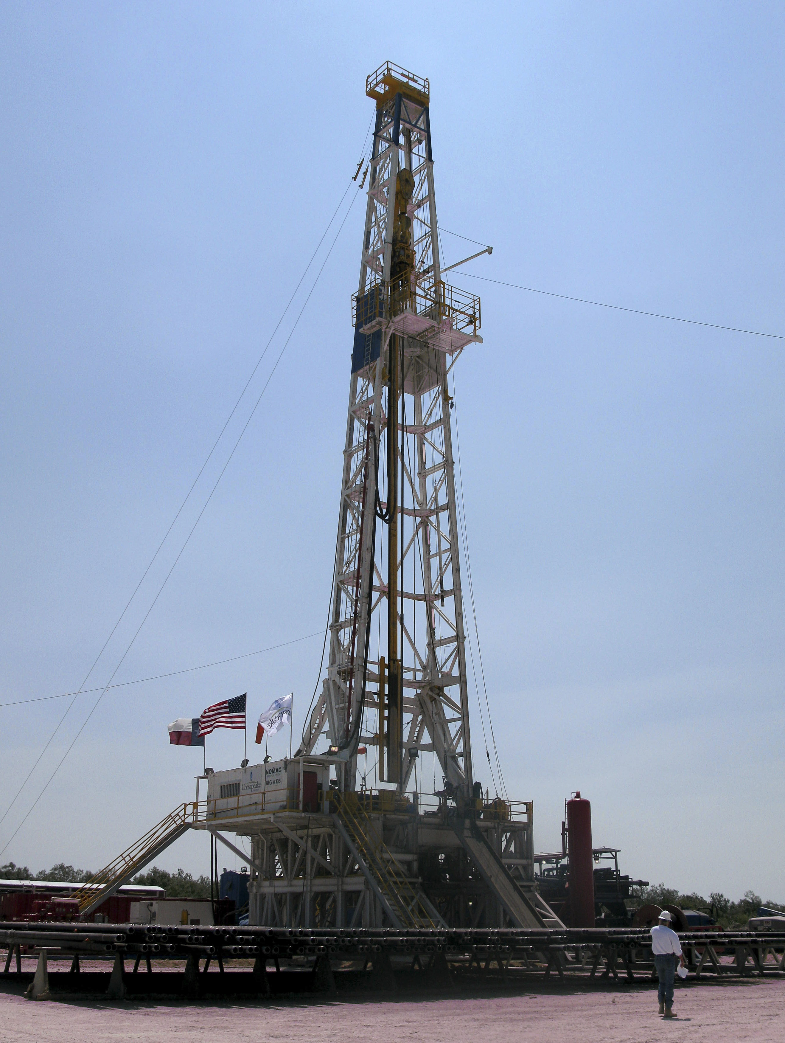 Drilling Rig Toughnecks