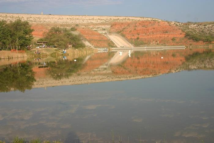 Lake Meredith Stateimpact Texas