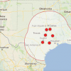 Tesla plans to have six super-charging stations in Texas within the next six months, with more to come.