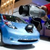 Electric cars can be three times cheaper to fill up than traditional gas-powered vehicles.