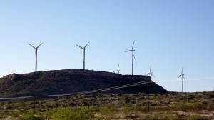 The new wind farm should open in 2014.