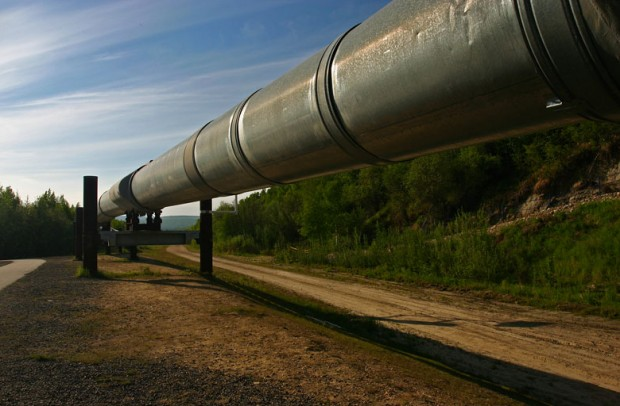 The Keystone XL Pipeline could eventually stretch from  Canada to Texas.
