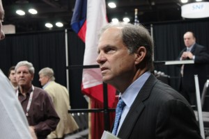 Scott Sheffield, CEO of Pioneer Natural Resources, at DUG convention in San Antonio