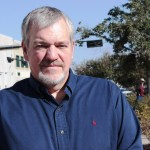 Chuck Frazier is Brazos County's head of emergency management