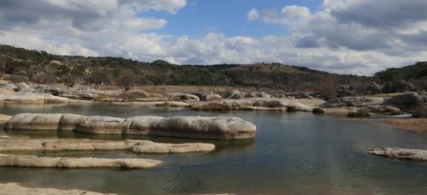 Pedernales Falls State Park, a popular destination outside of Austin.