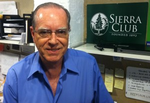 """Now the real work beings,"" says Ken Kramer with the Lone Star Chapter of the Sierra Club."