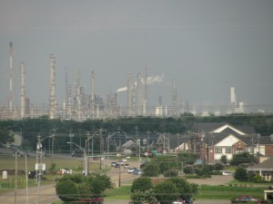 ExxonMobil's refinery in Baytown is one of the nation's biggest