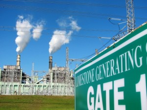NRG Limestone Electric Generating Station in Limestone County