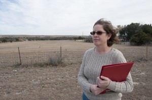 SMU professor Heather DeShon leads a team of researchers that is studying seismic activity in the Azle-Reno area for the next six months to a year.