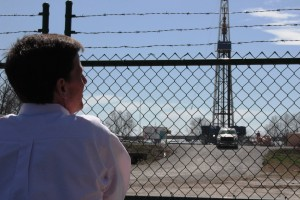 Jim Bradbury served on Fort Worth's Gas Drilling Task Force.