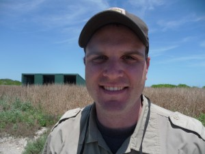 Jeremy Edwardson is a Fish and Wildlife Service biologist.