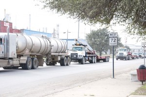 Truck traffic in the Permian Basin has noticeably increased with the oil and gas boom over the past few years.
