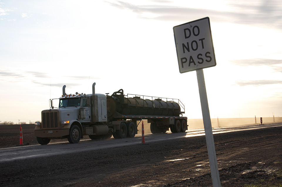 Traffic Fatalities Still on the Rise in West Texas as Drilling